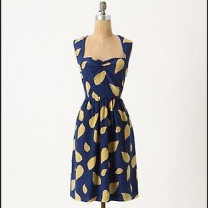 Anthropology Maple Tupelo Dress